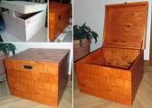 Baul madera reciclada